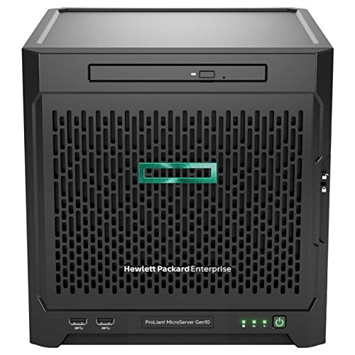 HP Enterprise Proliant Microserver GEN10 P04923-421 - Ordenador de Sobremesa