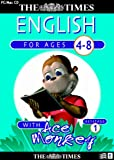 The Times Ace Monkey Key Stage 1 English  (Ages 4-8)