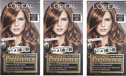LOréal Paris Preference Glam Highlights 04 tinte para ...