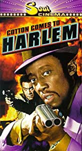 Cotton Comes to Harlem [VHS]
