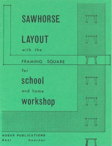 Buy sawhorse design