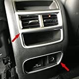 Generic Matte Rear Seat Air Vent Outlet + Review and Comparison