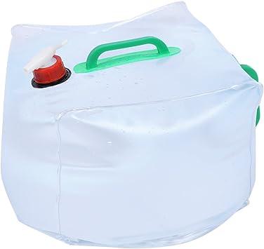 10//20L Wasserkanister Faltbar Wassersack Wasserbehälter Camping Kanister Wandern
