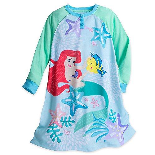 Disney Ariel Nightshirt for Kids Size 5/6