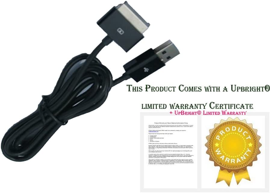 AC Charger USB Sync Cable for Asus Eee Pad Transformer TF201 TF101 TF300T Tablet