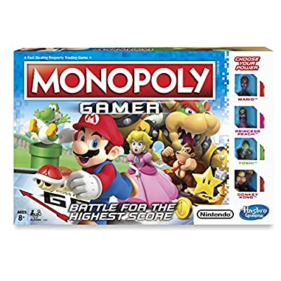 Monopoly Gamer from Hasbro