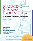 img - for Managing Business Process Flows (2nd Edition) book / textbook / text book