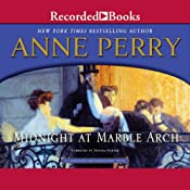 Midnight at Marble Arch: Charlotte and Thomas Pitt, Book 28 | Anne Perry