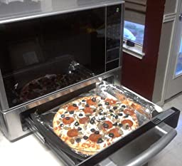 ... Microwave and Baking Oven, Stainless Steel: Countertop Microwave Ovens