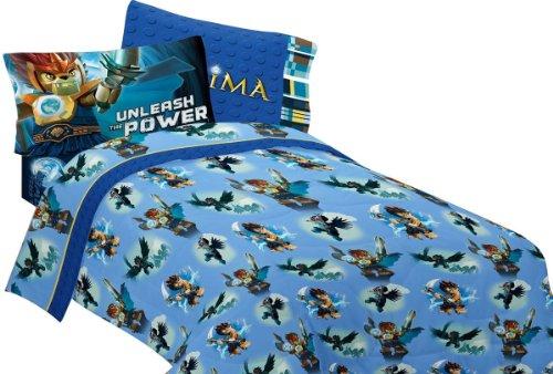 Lego Legends Chima Sheet Set Laval 3pc Twin Bedding