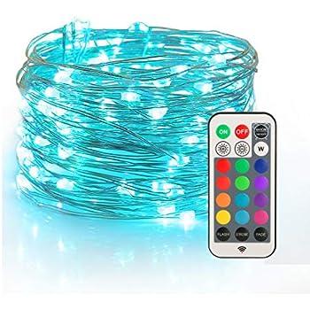 Amazon Com Yihong Fairy String Usb Plug In Lights 33ft