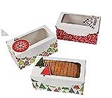 Holiday Dessert Loaf Boxes 8.5