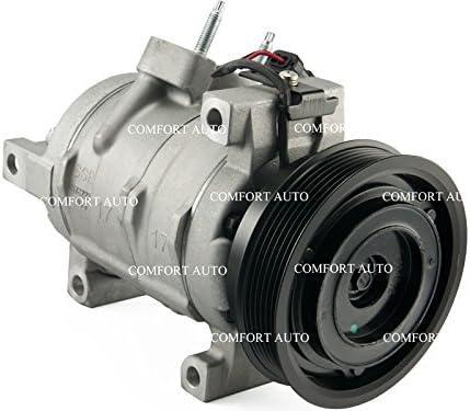 2005 2006 2007 2008 CHRYSLER 300 V8 5.7L 6.1L 2009 2010 CHRYSLER 300 6.1l ONLY New Ac Compressor with Clutch 1 Year Warranty