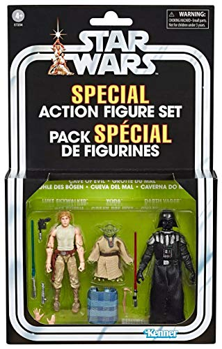 Kenner Star Wars Cave of Evil Special Action Figure Set Exclusive Vintage Edition from Kenner