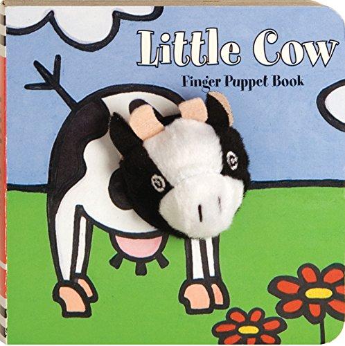 (Little Cow: Finger Puppet Book (Little Finger Puppet Board)