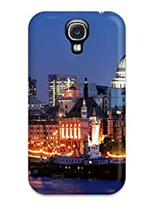 New Arrival City Of London EklNPyn2878UxJAs Case Cover/ S4 Galaxy Case