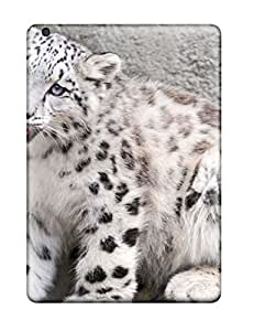 Series Skin Case Cover For Ipad Air(snow Leopard) 8375635K59627956