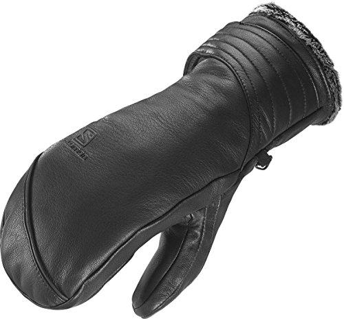 Salomon Handschuhe Native Mitten, Schwarz, S, L36716500