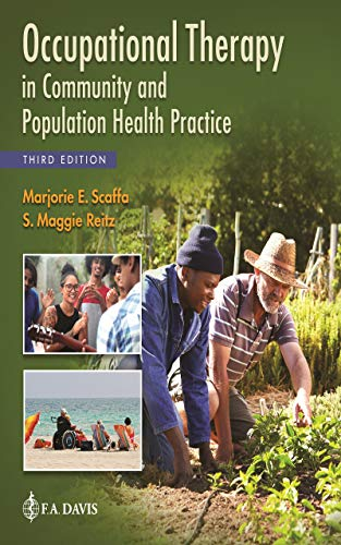 Occupational Therapy in Community and Population