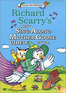 Richard Scarry's Best Sing-Along Mother Goose Video Ever! [Import]