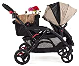 Contours Stroller Shopping Basket -Compatible with Contours Bliss, Options Elite Tandem, Options LT Tandem, Options Strollers