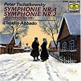 Sinfonien 2 und 4