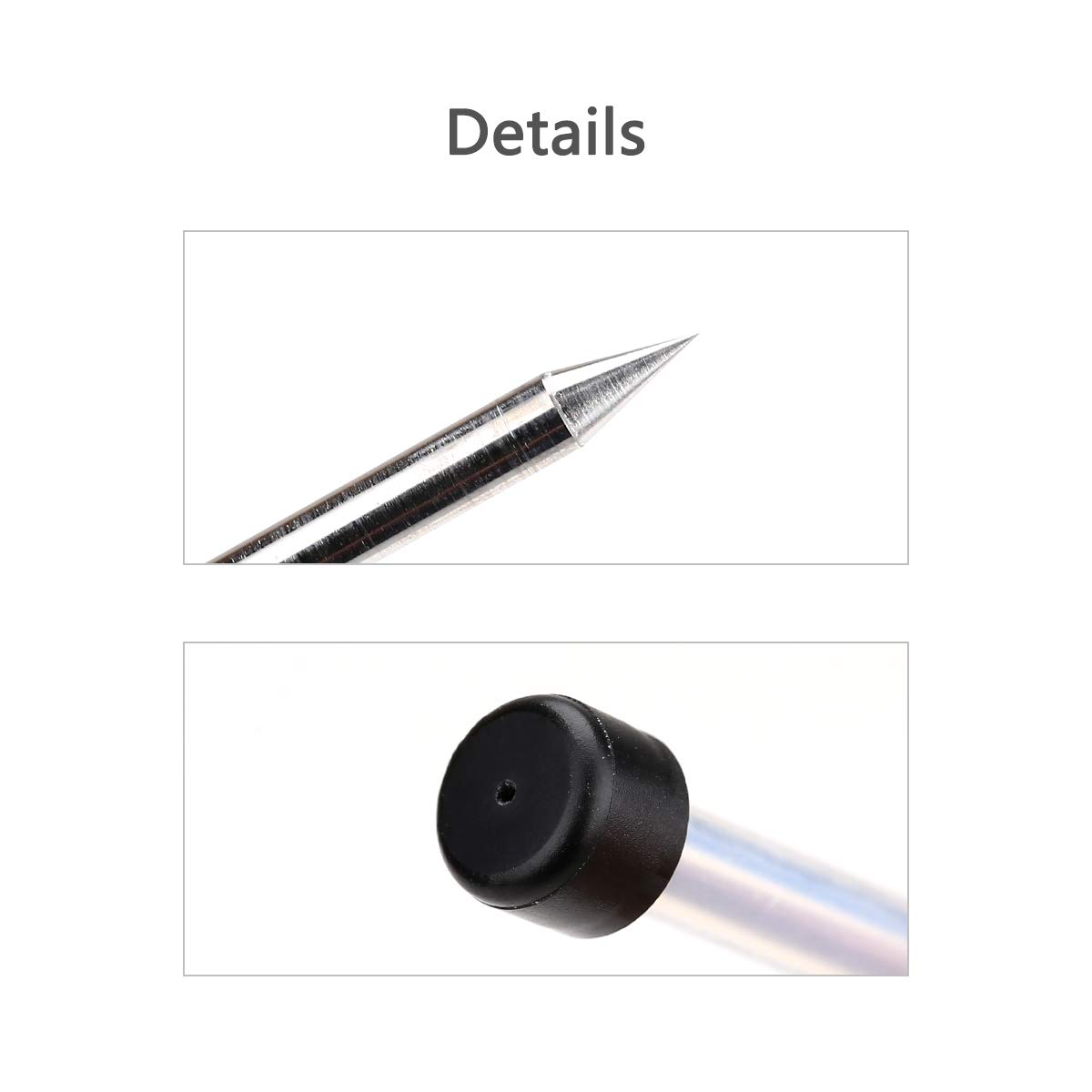 Fiber Fusion Splicer Electrodes Rod for INNO Electrodes IFS-10//15//15H view 3//view 5//view 7 Equipment