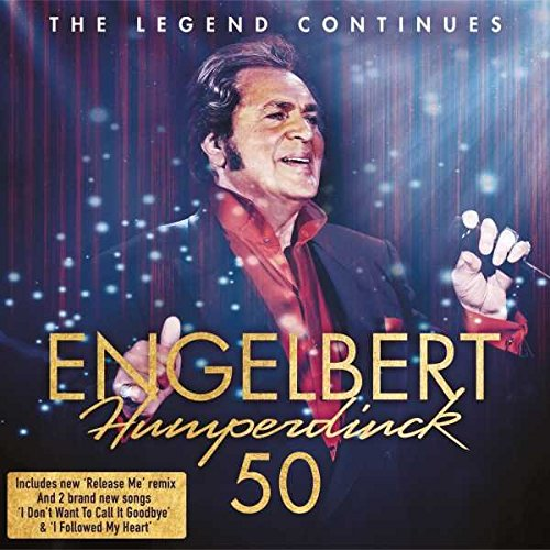 Engelbert Humperdinck 50 [2 CD] (The Best Of Engelbert Humperdinck)