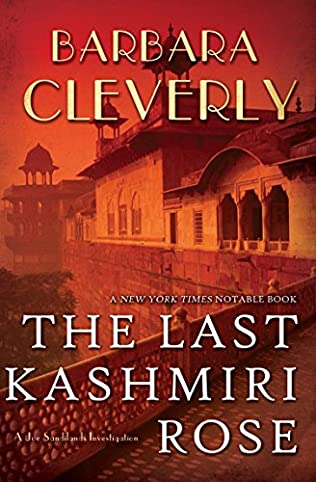 book cover of The Last Kashmiri Rose