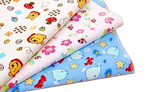 Joykit Baby Changing Pad, Baby Kids Waterproof Mattress Sheet Protector Bedding Diapering Changing Pads