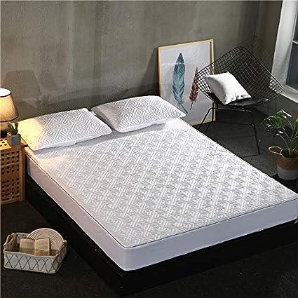 SUYUN - Funda de colchón Impermeable antialérgico, de algodón ...