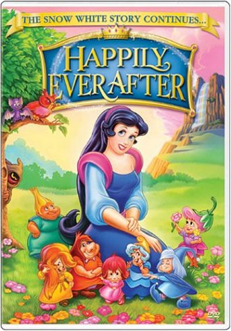 Happily Ever After by DELUISE,DOM