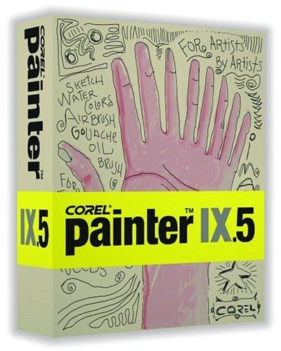 Corel Painter IX.5 [OLD VERSION]