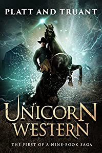 Unicorn Western by Johnny B. Truant ebook deal
