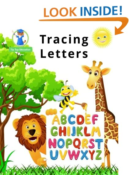 Tracing Letters: Amazon.com