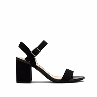 dd97fe983fd7 Sam Edelman Circus Women s Ashton Black Microsuede Shoe  Amazon.co ...