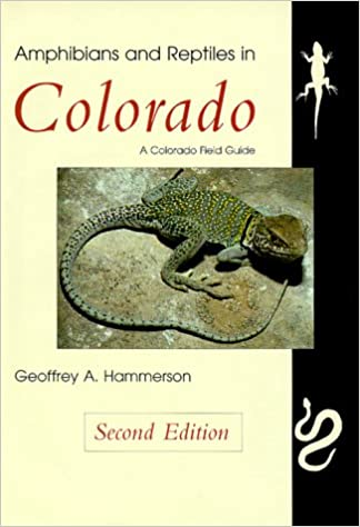 Book Amphibians and Reptiles in Colorado