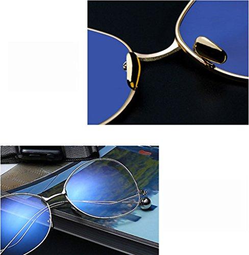 Visible Lunettes E De Métal A Mode OneSize Soleil Bien De GUOHONG Crocheté Lunettes Balle Lunettes De Soleil De Balle Soleil De De en Femme De Soleil De CX Lunettes fgq5Awa