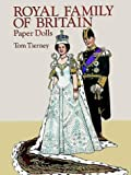 Royal Family of Britain Paper Dolls, Tom Tierney, 0486278239