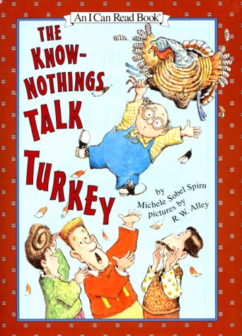 Download The Know-Nothings Talk Turkey (I Can Read!) pdf