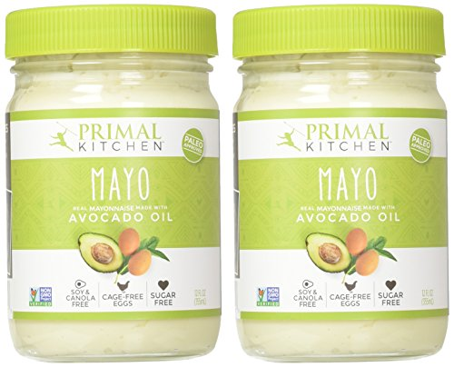 Primal Kitchen Original Avocado oil Mayo, 12 oz. (Pack of 2)