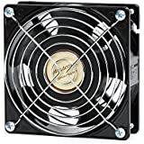 Achla Designs Room-to-Room Minuteman Doorway Fan