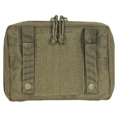 VooDoo Tactical 20-9324007000 Marksman Data Book Pouch, Coyote