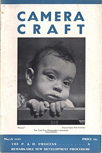 - Camera Craft Magazine March 1939