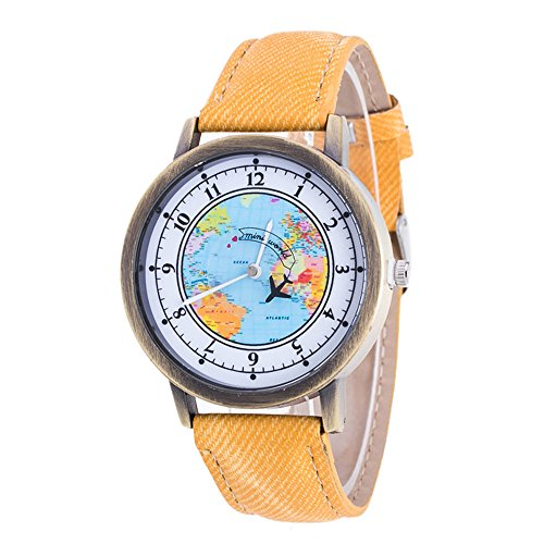 watches yellow dial - 5
