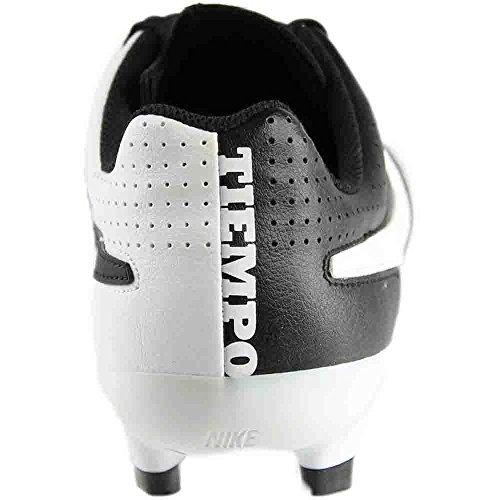 Nike Tiempo Genio Lederen Heren Voetbalschoenen Zwart