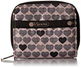 LeSportsac Classic Claire Wallet, Stop for Love