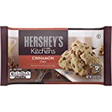 Hershey's Cinnamon Baking Chips, 10-Ounce Bag (Pack of 12)
