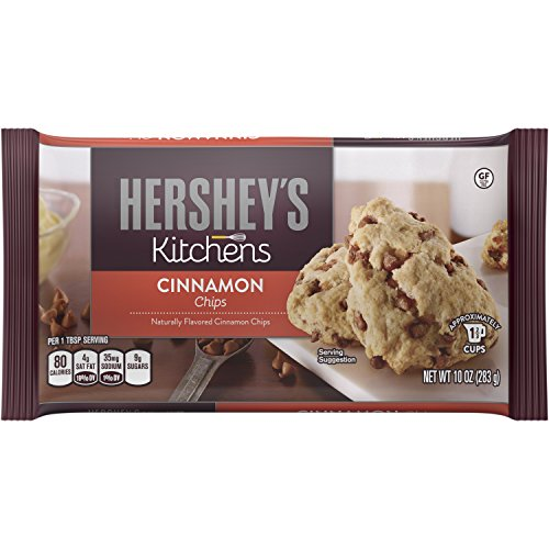 Hershey's Cinnamon Baking Chips, 10-Ounce Bag (Pack of 12) by HERSHEY'S (Image #2)