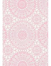 Fablon FAB12647 - Rollo de plástico adhesivo (45 cm x 2 m), color rosa
